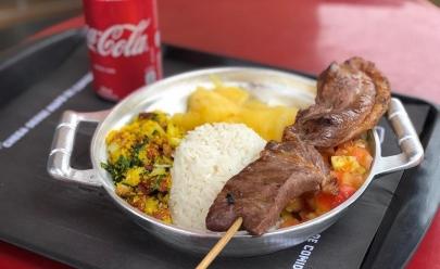 Goiânia: a cidade que tem jantinha até no almoço!