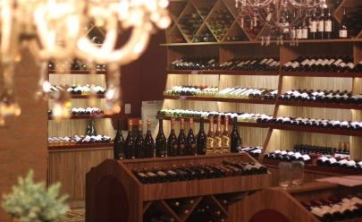 Melhores lugares para tomar e comprar vinho em Goiânia