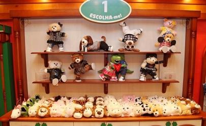Criamigos é a primeira (e encantadora) loja de ursos de pelúcia personalizados de Goiânia