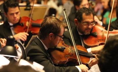 Orquestra Sinfônica do Teatro Nacional faz concerto gratuito com maestro convidado