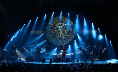 Brasília recebe show de homenagem ao Pink Floyd com psicodelia e projeções em telão