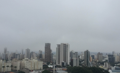Segunda-feira fria com previsão de 12º em Goiânia