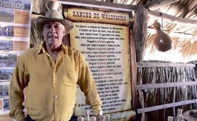 Seu Waldomiro, criador da Matula e ícone da Chapada dos Veadeiros, morre aos 77 anos