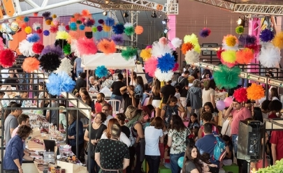 Em clima de Páscoa, Brasília recebe festival de doces