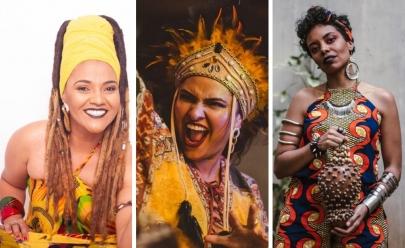 Sambistas de Brasília se reúnem em bloco de Carnaval gratuito