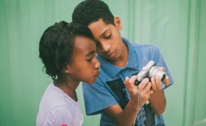 Projeto internacional de fotografia para crianças chega em Aparecida de Goiânia