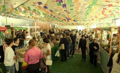 Mercadinho junino com forró e delícias típicas gratuito acontece em Brasília