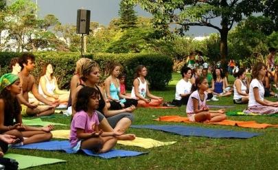 Parque do Sabiá tem meditação aberta ao público todo mês em Uberlândia