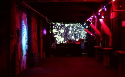 Túnel de Brasília recebe temporada de festas eletrônicas