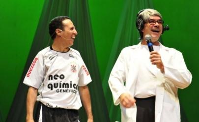 Humoristas fazem espetáculo especial de Dia dos Pais em Goiânia