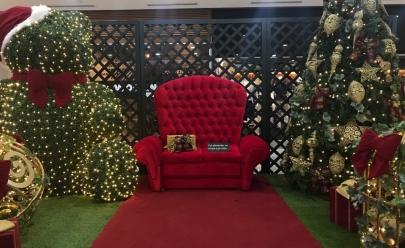 Programação de Natal do Bougainville tem realidade virtual e cantigas natalinas