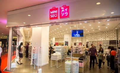 Loja nipônica abre sua primeira unidade em Brasília