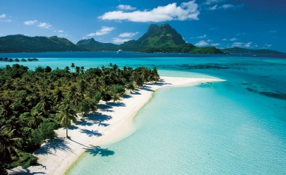 Campanha leva casais para conhecerem o Taiti com tudo pago