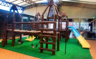 Os 10 melhores restaurantes com brinquedoteca para levar crianças em Goiânia
