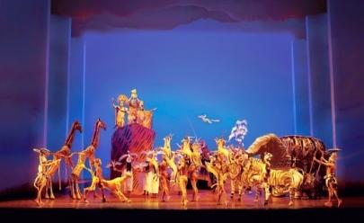 Uberaba recebe inédito espetáculo da Broadway 'O Rei Leão'