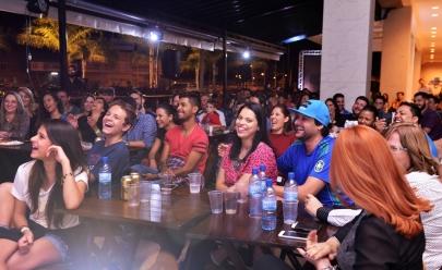 Vila do Humor no Shopping Cerrado chega à última apresentação nesta quarta-feira, 3