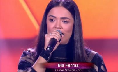 Cantora de Goiânia emociona jurados no The Voice Brasil: assista
