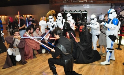 Cinemas Lumière comemoram Dia do Orgulho Nerd com sessão especial e concurso de cosplay