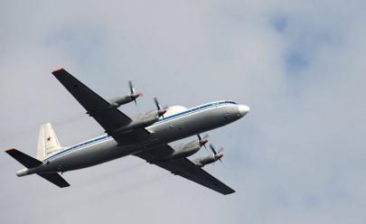 Avião militar cai na Rússia com 39 pessoas