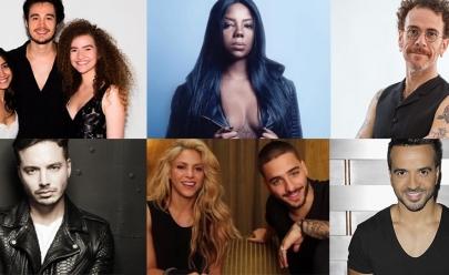Veja os artistas brasileiros indicados ao Grammy Latino 2017