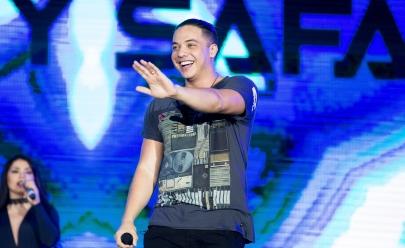 Wesley Safadão se prepara para grande show no Rio de Janeiro