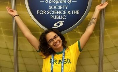 Estudante brasileira de escola pública vence feira mundial de ciências e ganha asteroide com seu nome