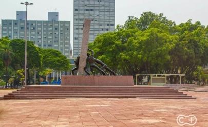7 motivos para visitar a Praça Cívica em Goiânia