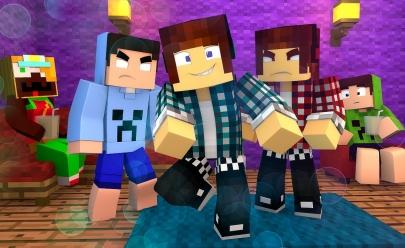 Brasília recebe evento 'Festa dos Youtubers' inspirado no universo Minecraft