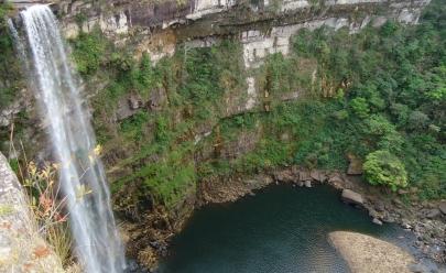 Piranhas (GO) tem ecoturismo, aventura, águas cristalinas e cachoeiras incríveis