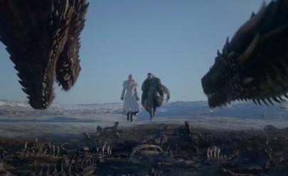 8ª temporada de Game of Thrones ganha trailer oficial