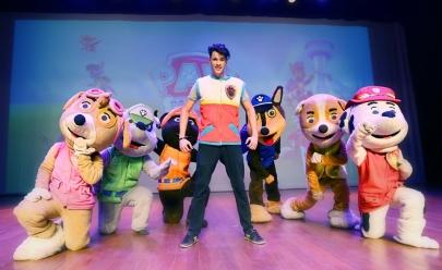 Brasília recebe novo espetáculo infantil da Patrulha Canina