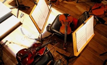Orquestra Sinfônica Joaquim Jayme apresenta Festival de Jovens Solistas gratuito em Goiânia
