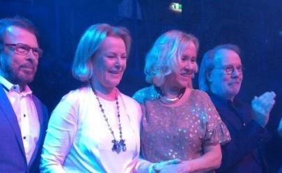 ABBA confirma retorno aos palcos com show virtual ao vivo em 2018