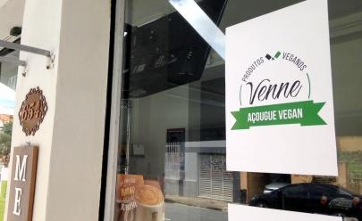 Açougue sem carne atrai curiosos e vegetarianos em Belo Horizonte