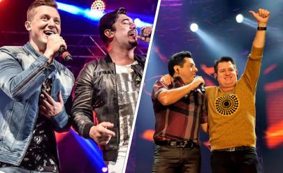 Goiânia terá shows de Bruno & Marrone e George Henrique & Rodrigo na inauguração do 'Deu Praia'