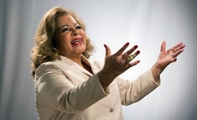 Morre aos 89 anos a cantora Angela Maria, a Rainha do Rádio