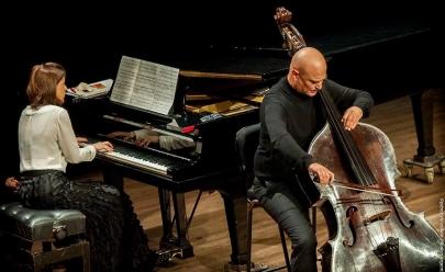 Concertos na Cidade traz a Goiânia Milton Masciadri e Ana Flávia Frazão