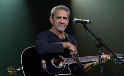 Zé Ramalho faz show em Goiânia