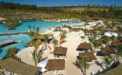 Goiás tem um dos 10 melhores parques aquáticos do mundo