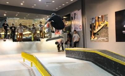 Pista de skate da Fox Club Skate Park chega a Uberlândia com diversas atrações gratuitas