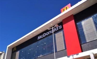 Goiânia ganha novo e moderno restaurante McDonald's 24h
