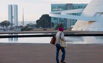 Clima frio continua em Brasília durante o fim de semana