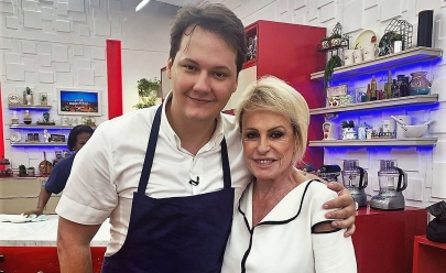 Premiado Chef de Goiânia, Ian Baiocchi dá workshop no programa Mais Você da Ana Maria Braga