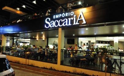 Saccaria Restaurante e Choperia oferece pratos fartos e chopp gelado a preços acessíveis em Goiânia