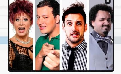 Nany People, Rafael Cortez, Rodrigo Capella e Dinho Machado fazem festival de humor em Goiânia