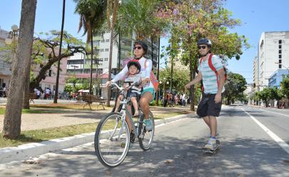 Caminhar, correr, pedalar: conheça lugares em que cabe todo tipo de exercício em Goiânia
