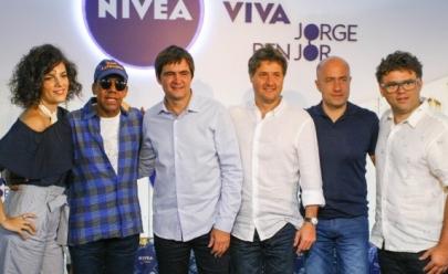 Jorge Ben Jor reúne Skank e Céu em show gratuito em Brasília