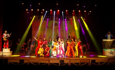 'Abba Experience in Concert