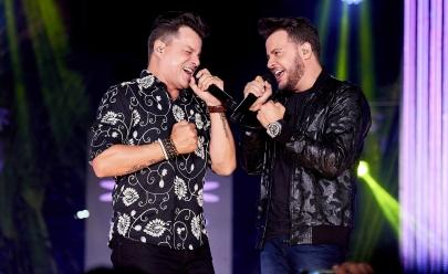 Dupla sertaneja João Neto e Frederico faz show em Brasília