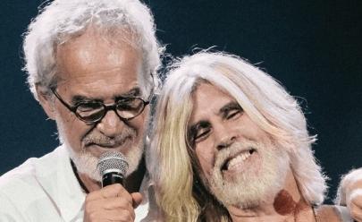 Renato Teixeira e Oswaldo Montenegro realizam show em Goiânia